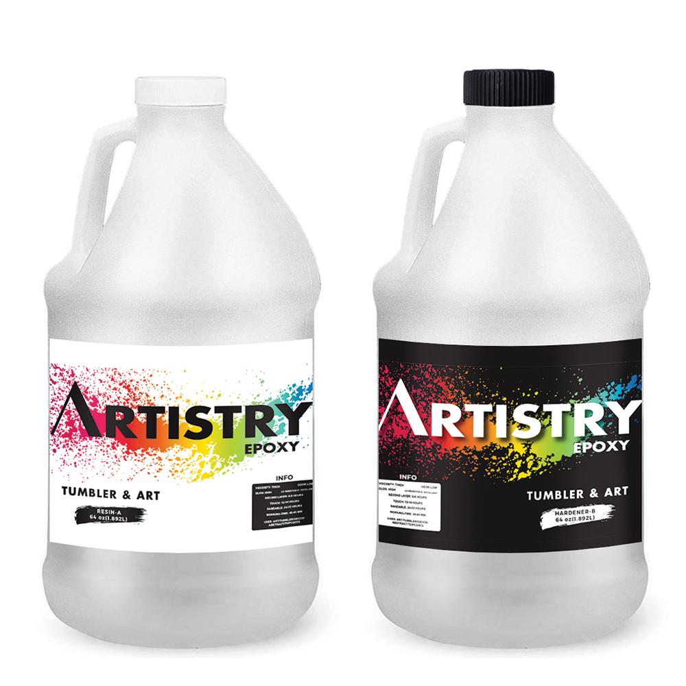 artisan art epoxy - 1 gallon